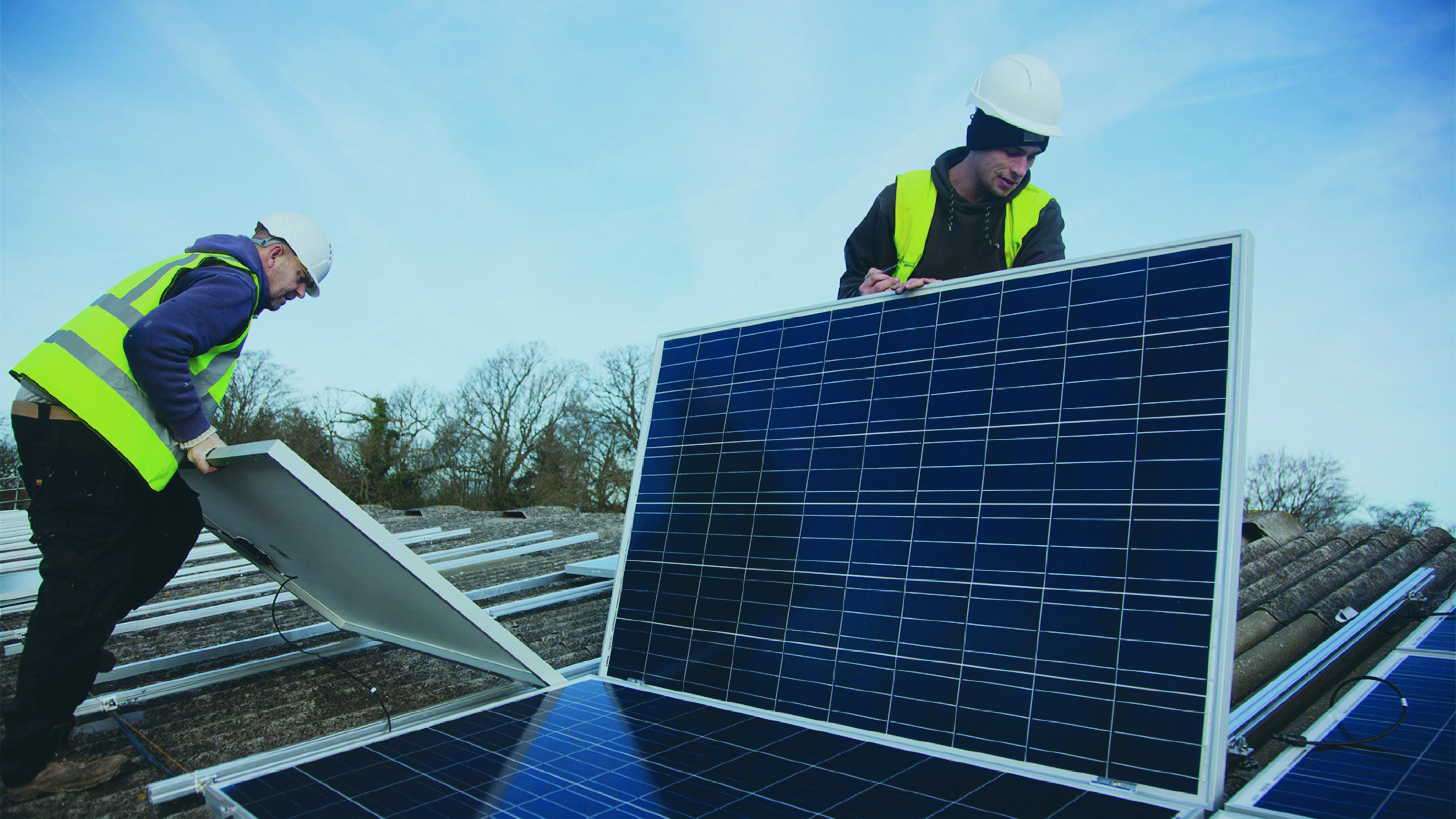 <h3>Rooftop solar energy brings a wide variety of benefits to the grid and to society.</h3><em>Elena Elissena via Shutterstock</em>